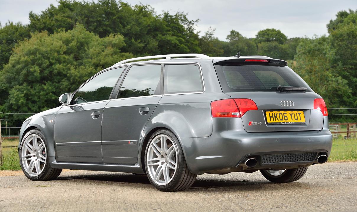 2006 Audi RS4 (B7) Avant Quattro